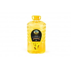 Refined sunflower oil 5 litre