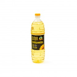 Refined sunflower oil 1ltr