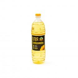 Refined sunflower oil 1ltr